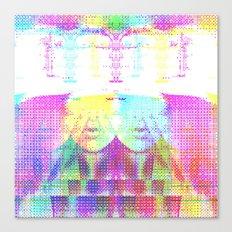 Deus Ex Canvas Print