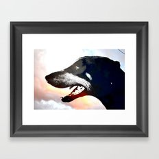 Troy Framed Art Print