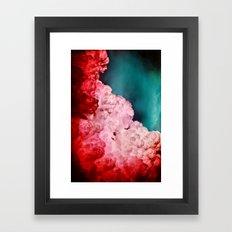α Spica Framed Art Print