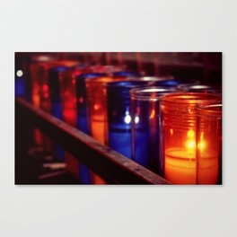 Grace Canvas Print