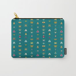 Line up bugs Carry-All Pouch