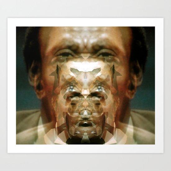 Cosby #4 Art Print