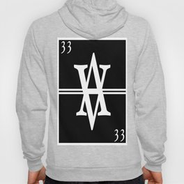 BLANCH PLAYERS CARD Hoody