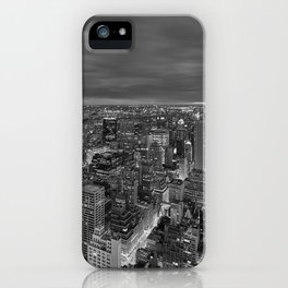 NEW YORK CITY LIX iPhone Case