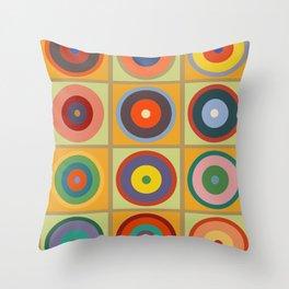 Kandinsky #26 Throw Pillow