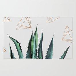 Agave Geometry #society6 #decor #buyart Rug