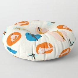 Hey, girls! Floor Pillow
