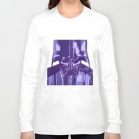 vader Long Sleeve T-shirts featuring Vader by Eddie Frietas
