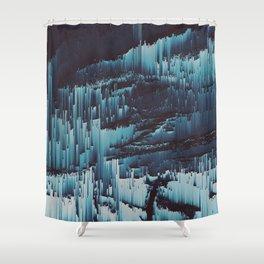 Harsh Shower Curtain