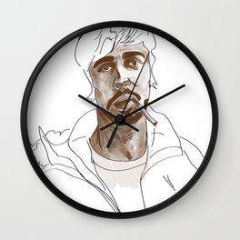 A good man Wall Clock