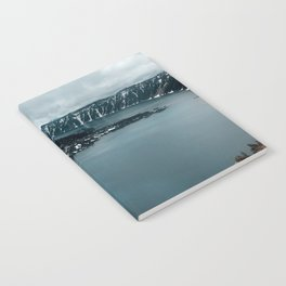 Mountain Lake View Notebook
