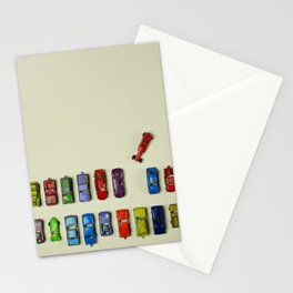 They Paved Paradise Stationery Cards
