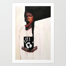 Impression Art Print