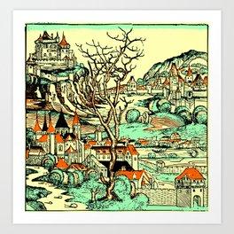 Portugalia Art Print