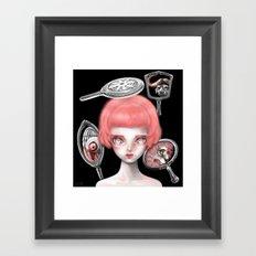 Jophiel Framed Art Print