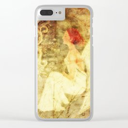 Intuition Clear iPhone Case