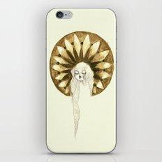 twin - gold iPhone & iPod Skin