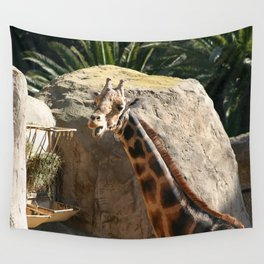 Baringo Giraffe Wall Tapestry