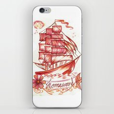 Homeward Bound iPhone & iPod Skin