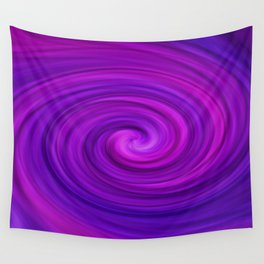Purple daze 1 Wall Tapestry