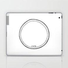 Vacancy Dime B&W Laptop & iPad Skin