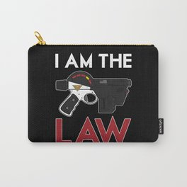 I Am the Law / Dredd Carry-All Pouch