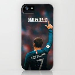 Antoine Griezmann iPhone Case