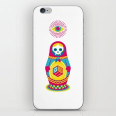 Blind Faith iPhone Skin