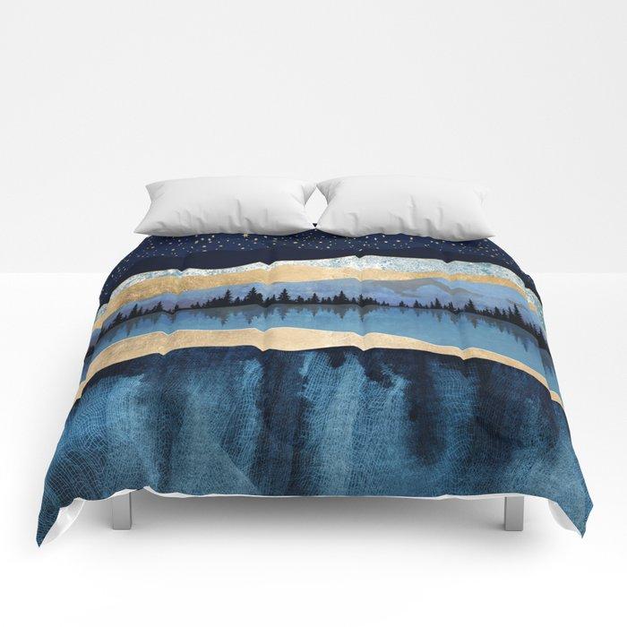Midnight Lake Comforters