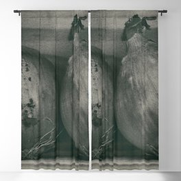 Old Onions Blackout Curtain
