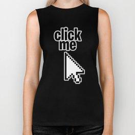 Click Me Biker Tank