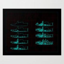 Belafonte Art Print