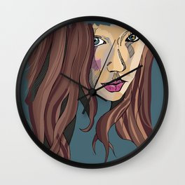 Marije Wall Clock