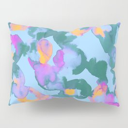 Beta Blue Pillow Sham