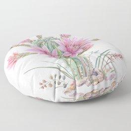 cacti 1 Floor Pillow