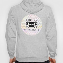 i like big skeins and i cannot lie funny yarn knit crochet Hoody