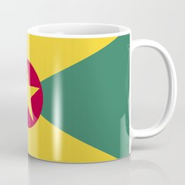 Greenada flag emblem Coffee Mug