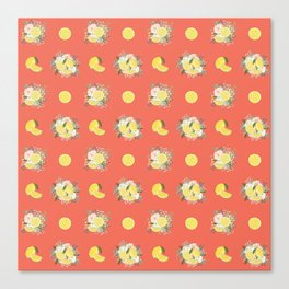 FRESH SQUEEZED! Canvas Print
