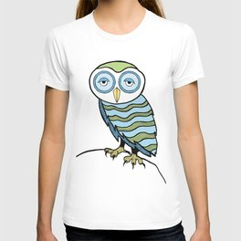 AL the Owl T-shirt