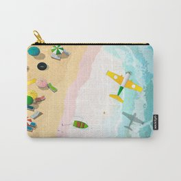 Summer Days Carry-All Pouch