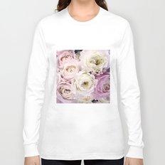 Romantic Roses Long Sleeve T-shirt