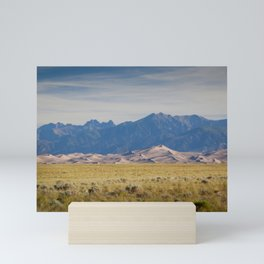 Great Sand Dunes 2 Mini Art Print