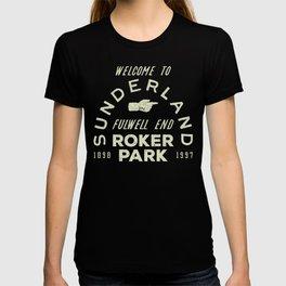 Roker Park Football Ground T-shirt