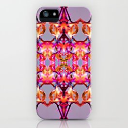 Hypno 4 iPhone Case