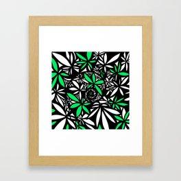 Kush Framed Art Print