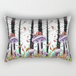 Woodland Wonderment Rectangular Pillow