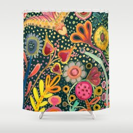 vivifiant Shower Curtain