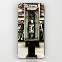 Phone Home  iPhone Skin