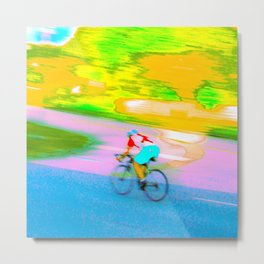 229 – Time Cycle Metal Print