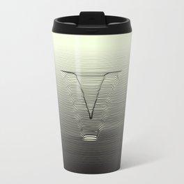 V for the Valley Travel Mug